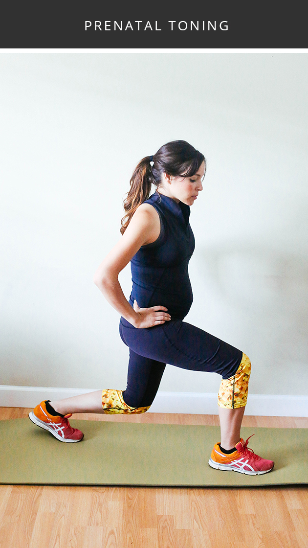 Prenatal Toning | In Honor of Design