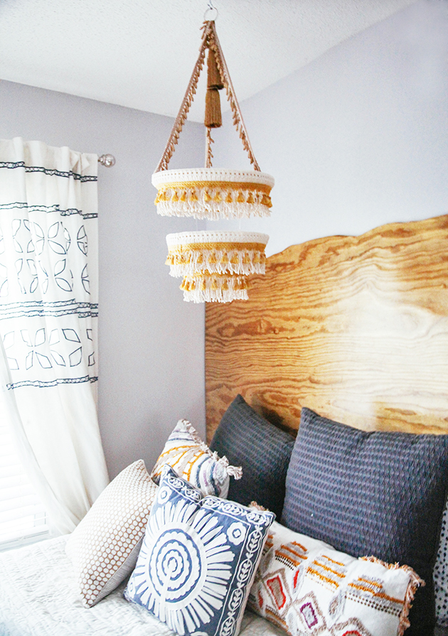Boho textiles | In Honor of Design