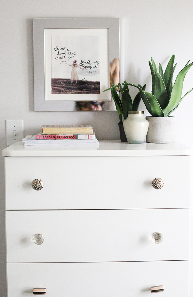 Dresser upgrade | In Honor of Design