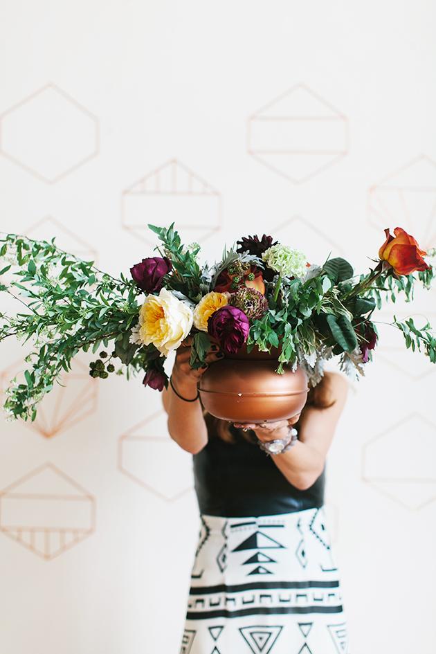 Florals via In Honor of Design
