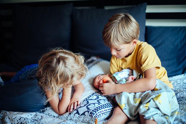 siblings - IHOD