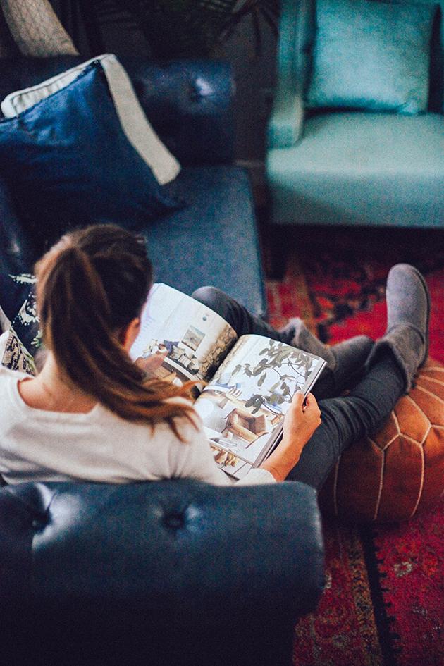 Reading Corner | IHOD