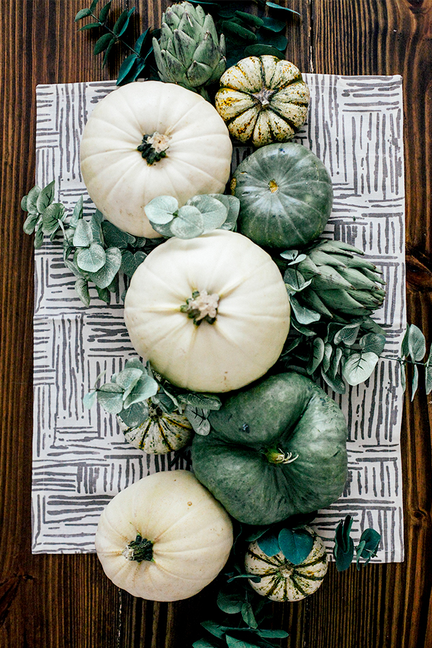 Autumn Tablescape | IHOD