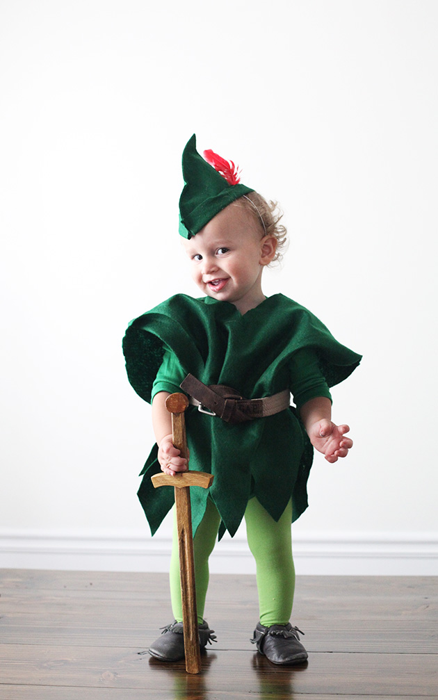 Peter Pan costume | In Honor of Design