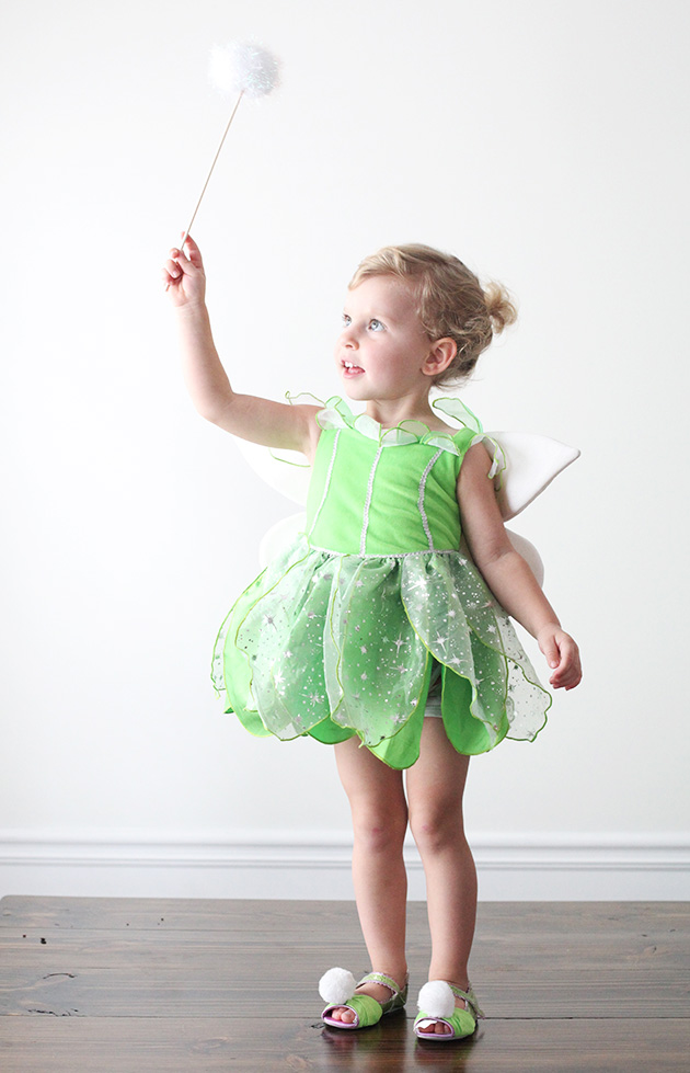 Tinkerbell costume | In Honor of Design  sc 1 st  In Honor Of Design & Family Halloween Costumes: Neverland Crew | In Honor Of Design