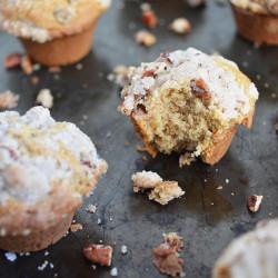 Chai Spice Muffins