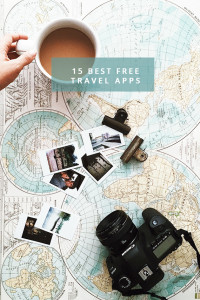 15 Best Free Travel Apps