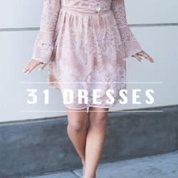 31 Dresses