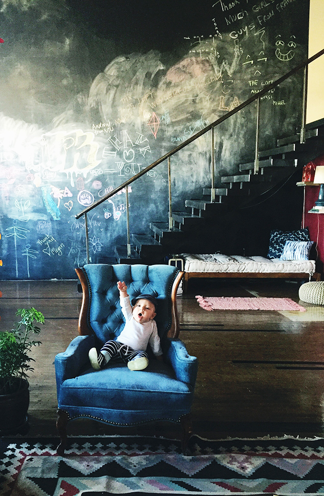 Los Angeles loft to swoon over