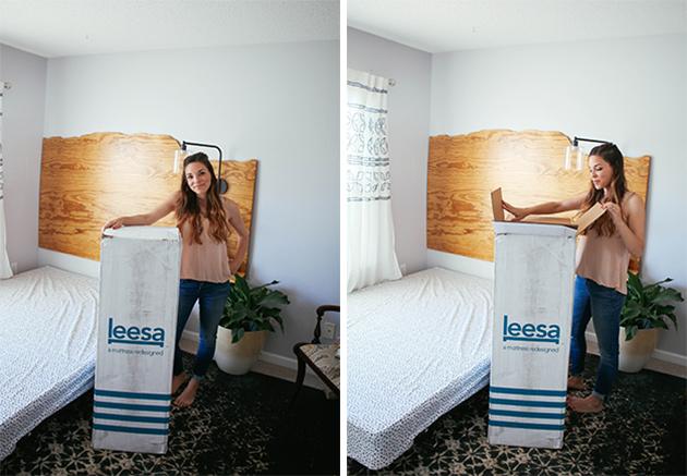 leesa box