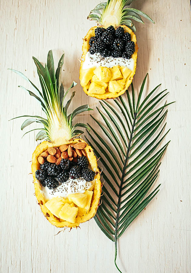pineapple breakfast bowls-2