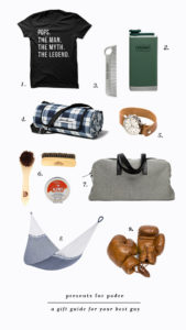 Presents for padre: A gift guide for your best guy