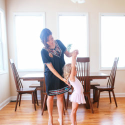 first ballet lessons