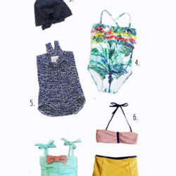 little miss swimsuits