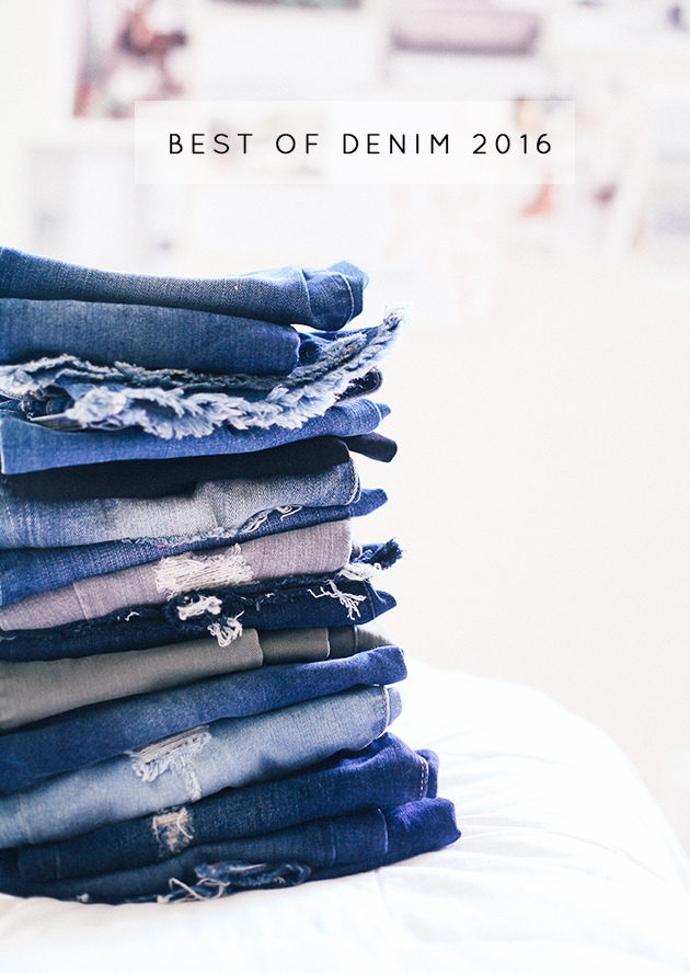best denim stack