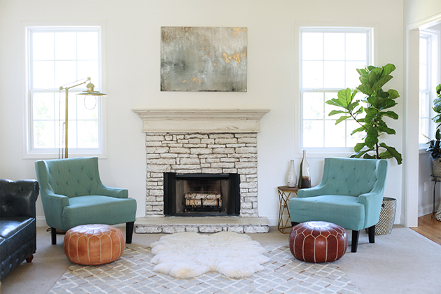 living-room-fireplace-makeover