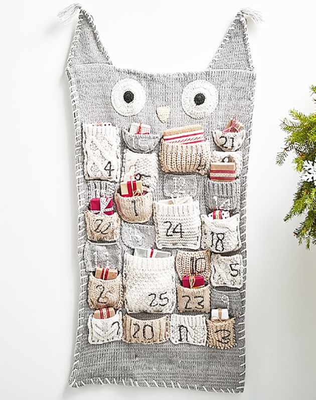 Knitting Pattern Christmas Advent Calendar : Advent Calendar Crush. In Honor Of Design