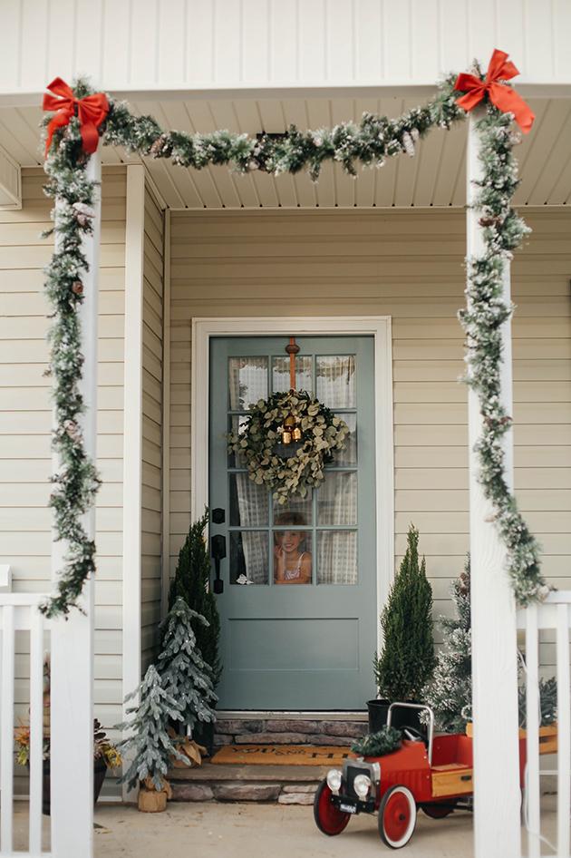 christmas-door