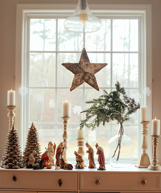 A Christmas Tour Around Our Home In Honor Of Design