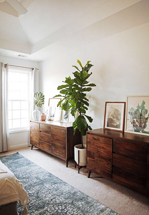 up when I spotted this set at a local flea market  Pure luck  They are  easily my favorite part of the room  More on how we made them into a  headboard. Master Bedroom Makeover