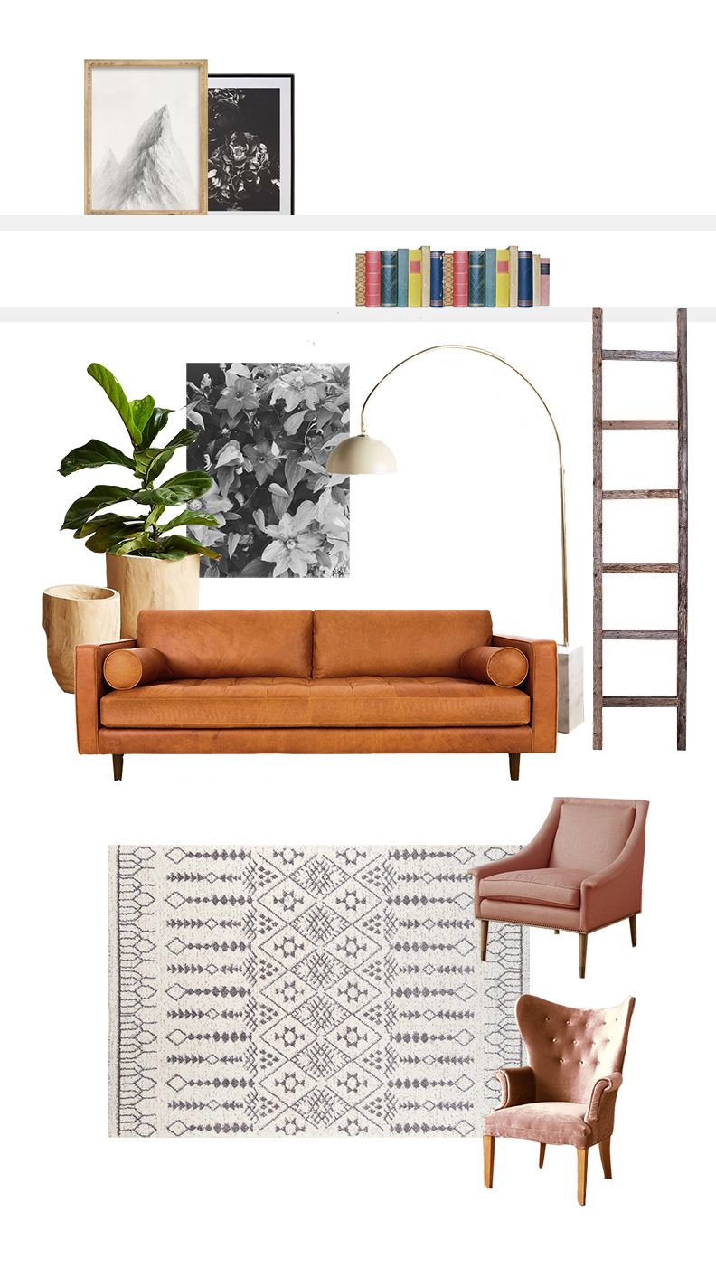 In Honor Of Design | Home update: Living Room Layout Plans ...
