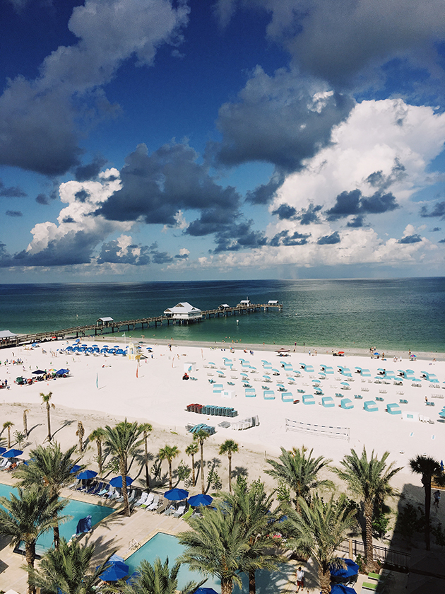 Family Travel: Clearwater Beach, FL
