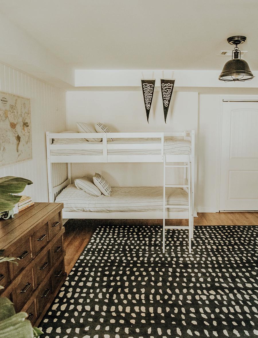 Spotted Rug Boys Room Design Ihod