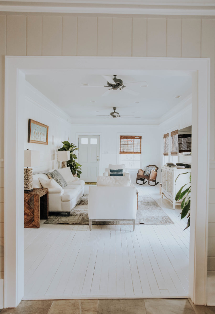 Beach home style
