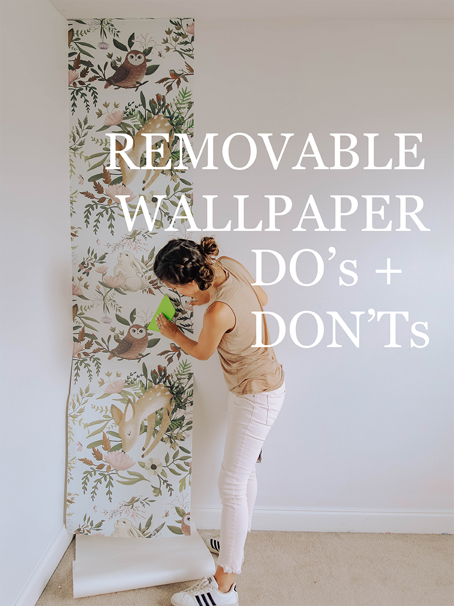 How To Apply Removable Wallpaper Sources In Honor Of Design