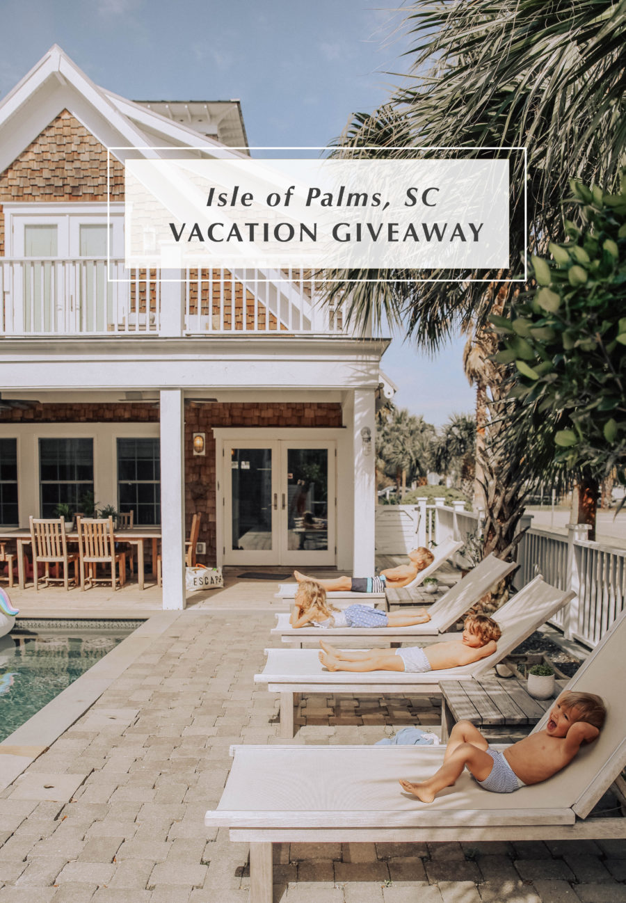 wogl vacation a day giveaway isle of palms sc 4 day getaway giveaway in honor of 6543