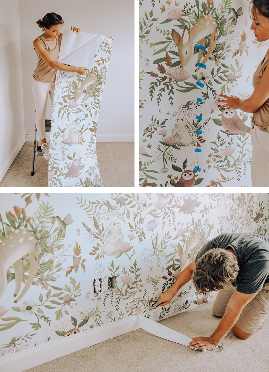 How To Apply Removable Wallpaper Sources