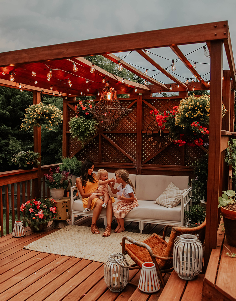 A Big Patio Decor And Patio Furniture Sale Round Up In Honor Of Design