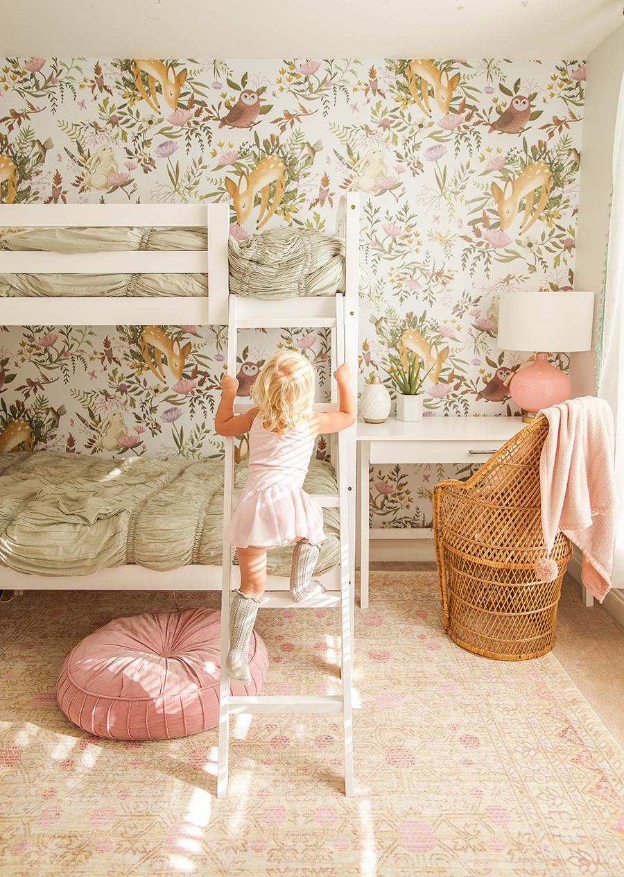 Girls\' Bedroom - Full Reveal   In Honor Of Design