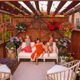 patio and pergola design