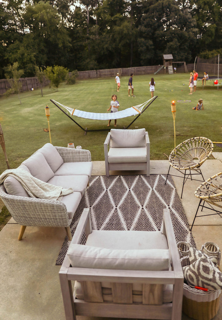 Tips For Outdoor Patio Care How To Clean Outdoor Rugs