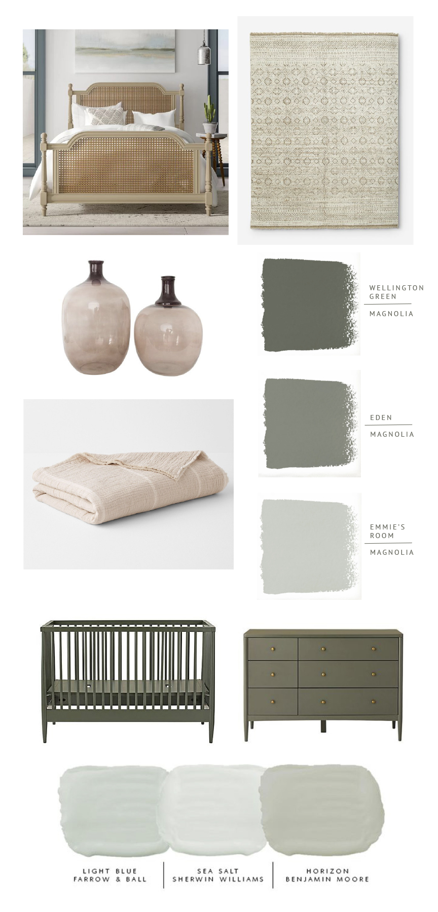 Going Green + Choosing the right swatches, color matching ...
