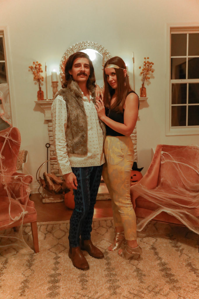 Sonny and Cher costume