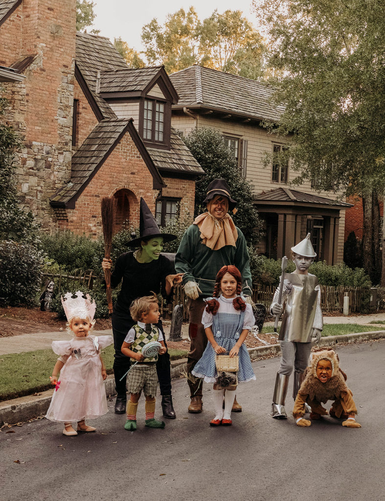 Family Halloween Costume Round Up In Honor Of Design