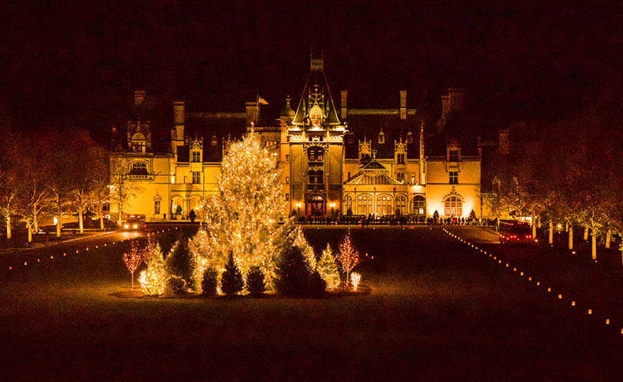 Biltmore at Christmas