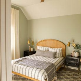 guest bedroom design - modsy - In Honor of Design