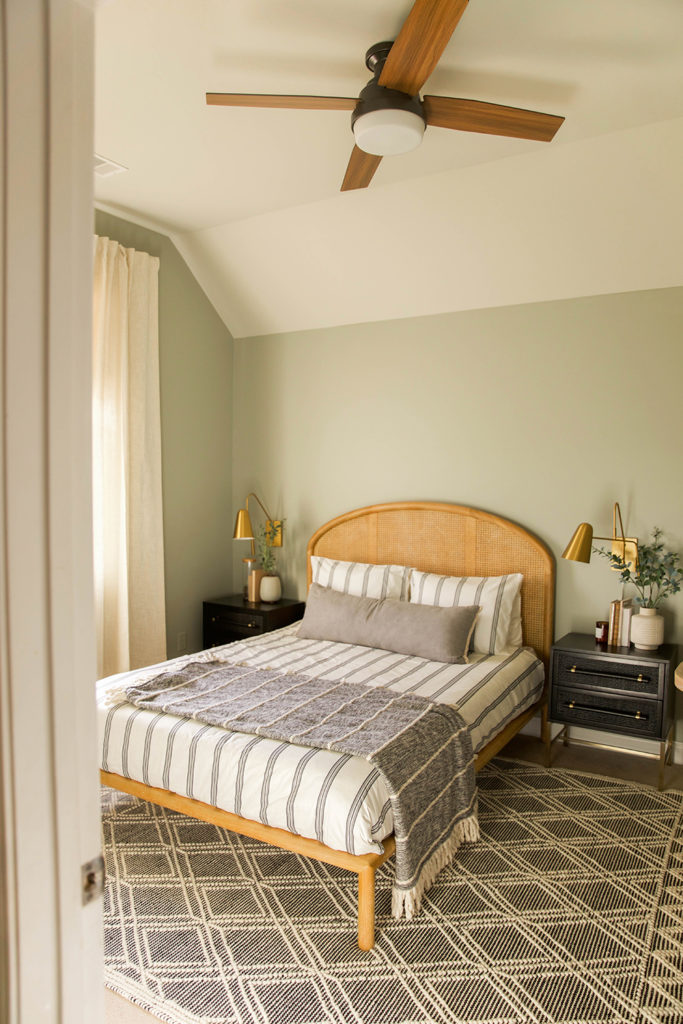 guest bedroom design - modsy - In Honor of Design