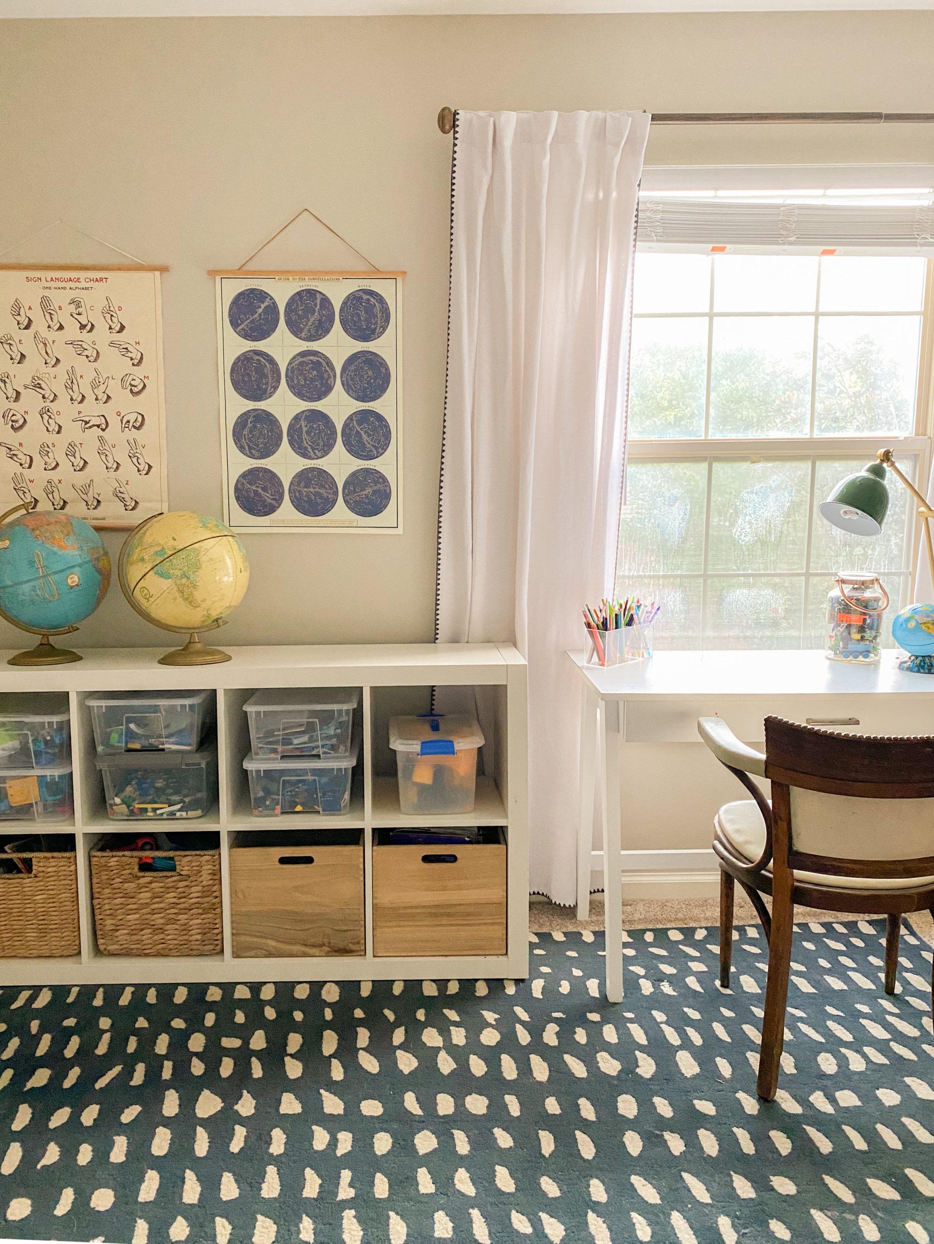 boys bedroom toy storage