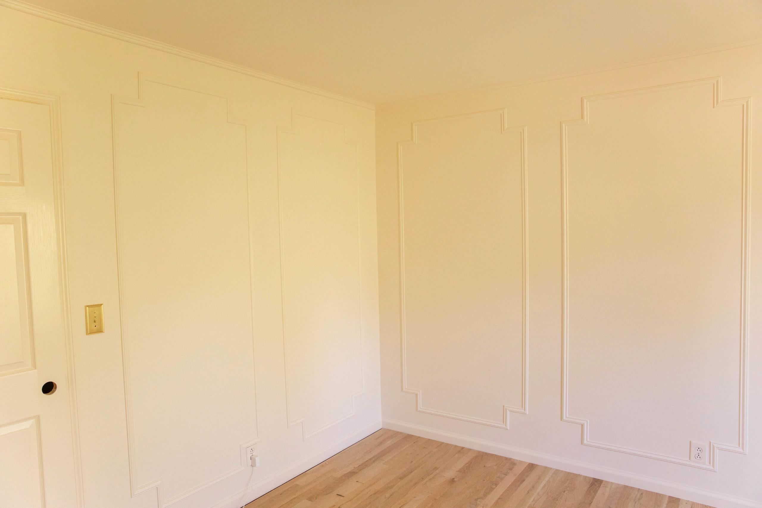 wall moulding frames