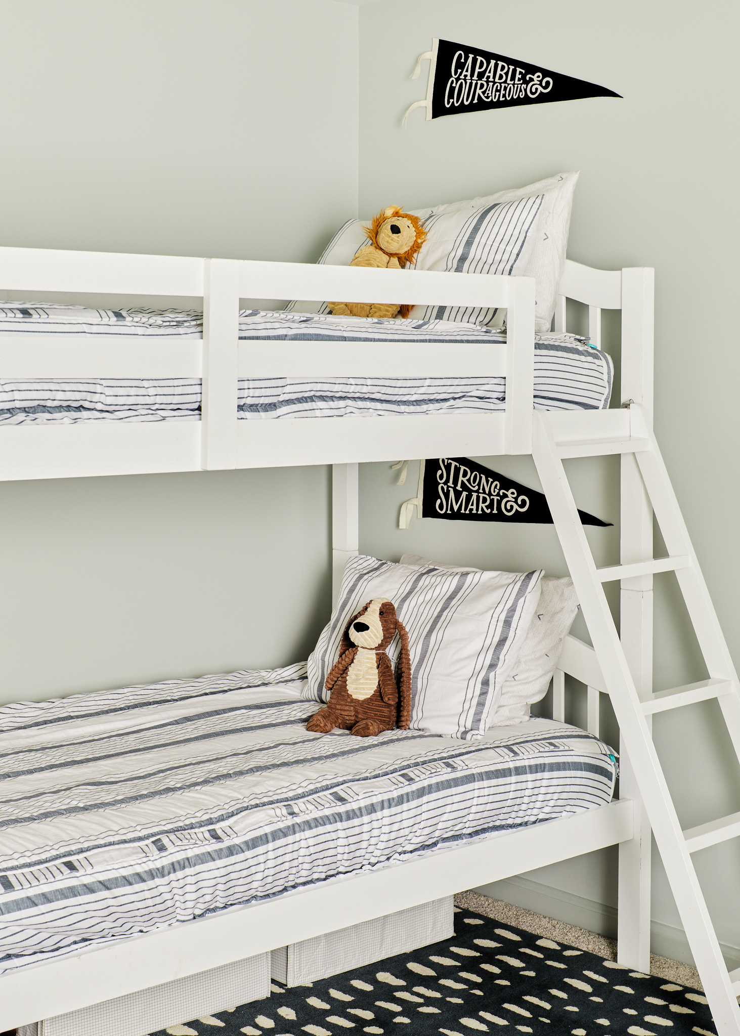 boys bedroom bunk beds