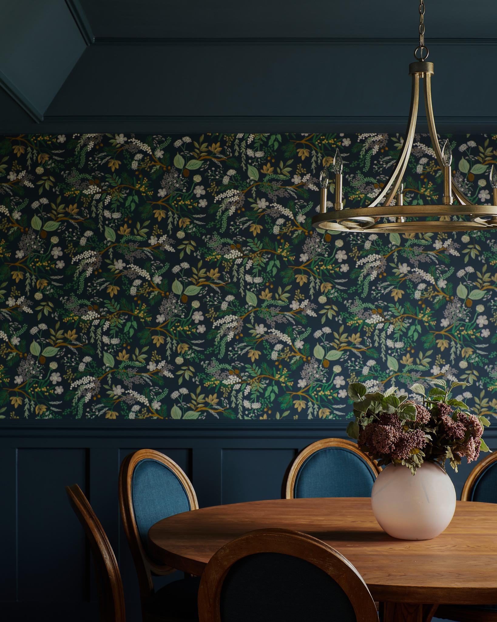 rifle paper co wallpaper floral