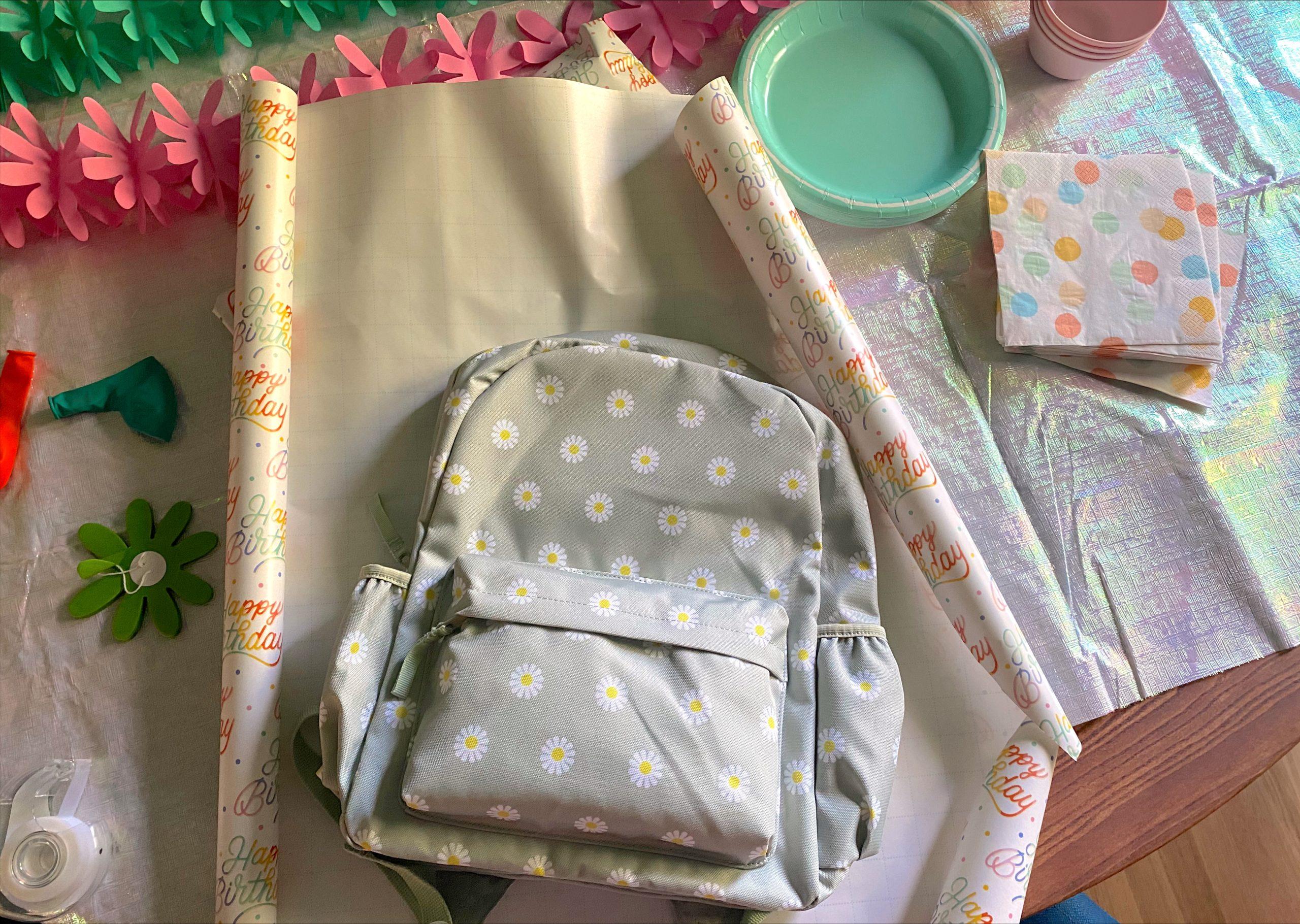 girls back pack